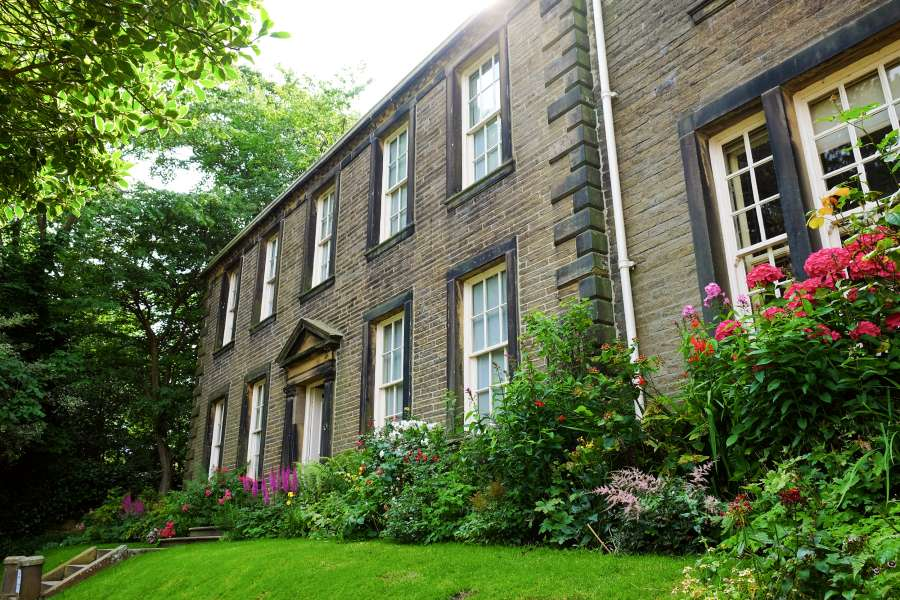 Brontë Parsonage Museum, Haworth, West Yorkshire is one of the top museums in Europe