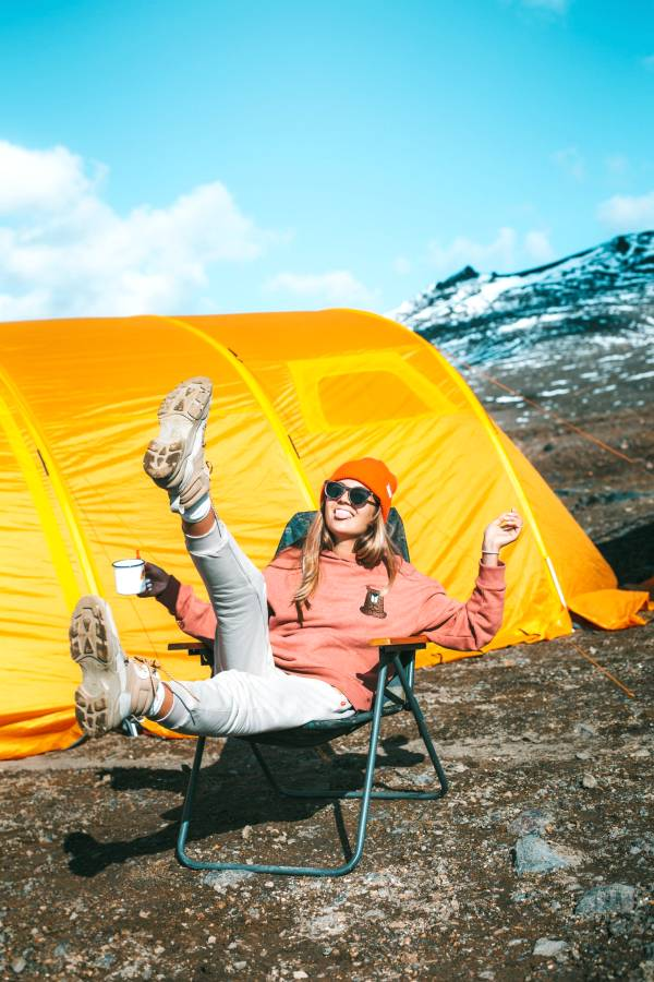 camping clothes list