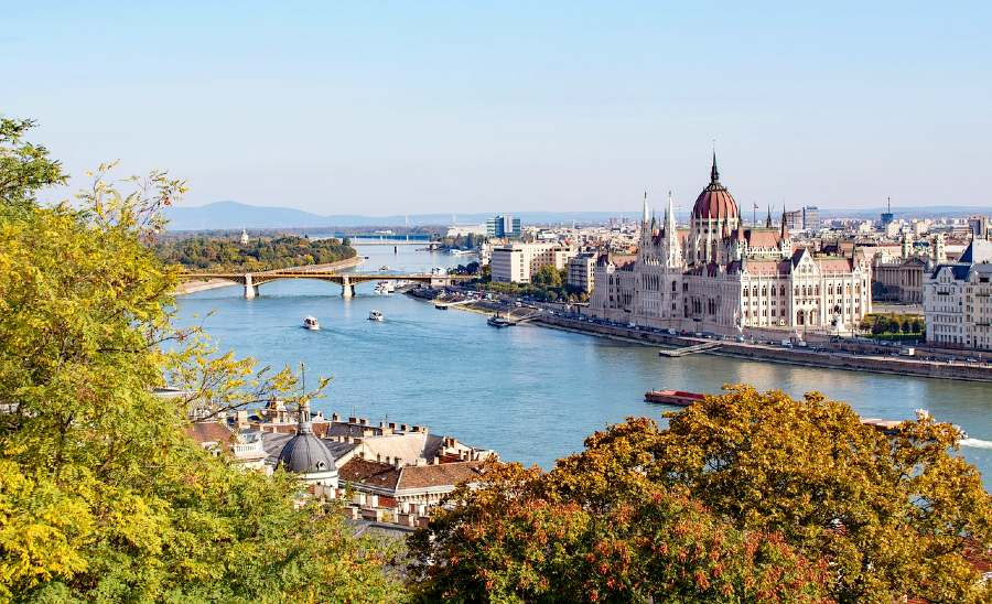 cheap places in Europe- Hungary