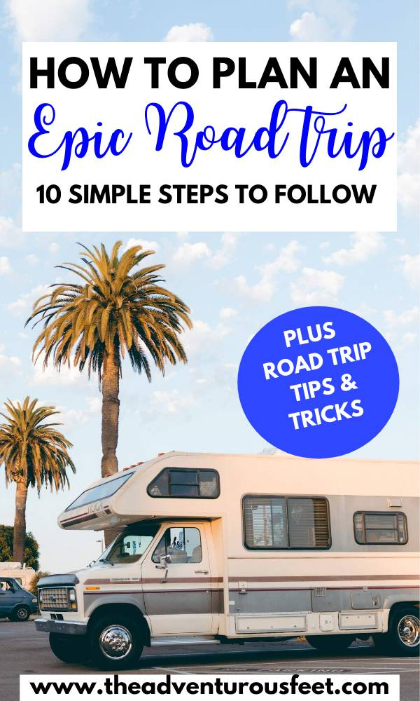 Want to go on a road trip but don't know where to start? Here is the complete guide to planning a road trip. | how to plan a road trip| how to plan a road trip on a budget| how to plan a road trip with friends| planning a road trip| road trip tips| how to plan a long road trip| what to know before going on a road trip|preparing for a road trip| things to consider when planning a road trip| ho to prepare your car for a road trip| road trip planner #roadtrip #planningaroadtrip #planaroadtripwithgooglemaps #roadtripessentials #roadtrippackinglist