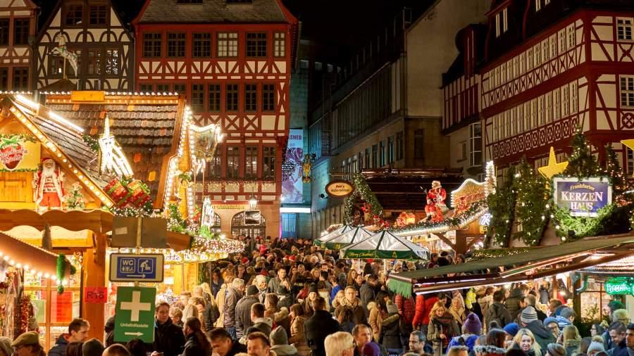best european christmas vacations