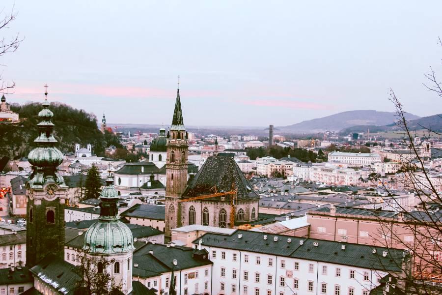 European christmas destinations