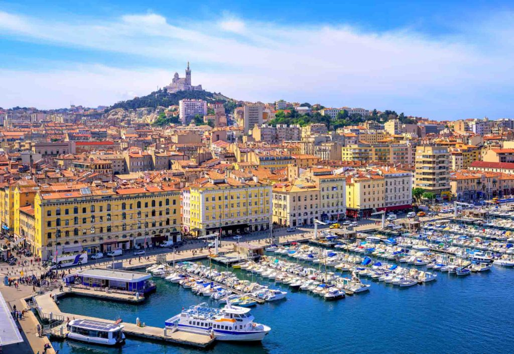 Marseille is one of the most visited cities in France