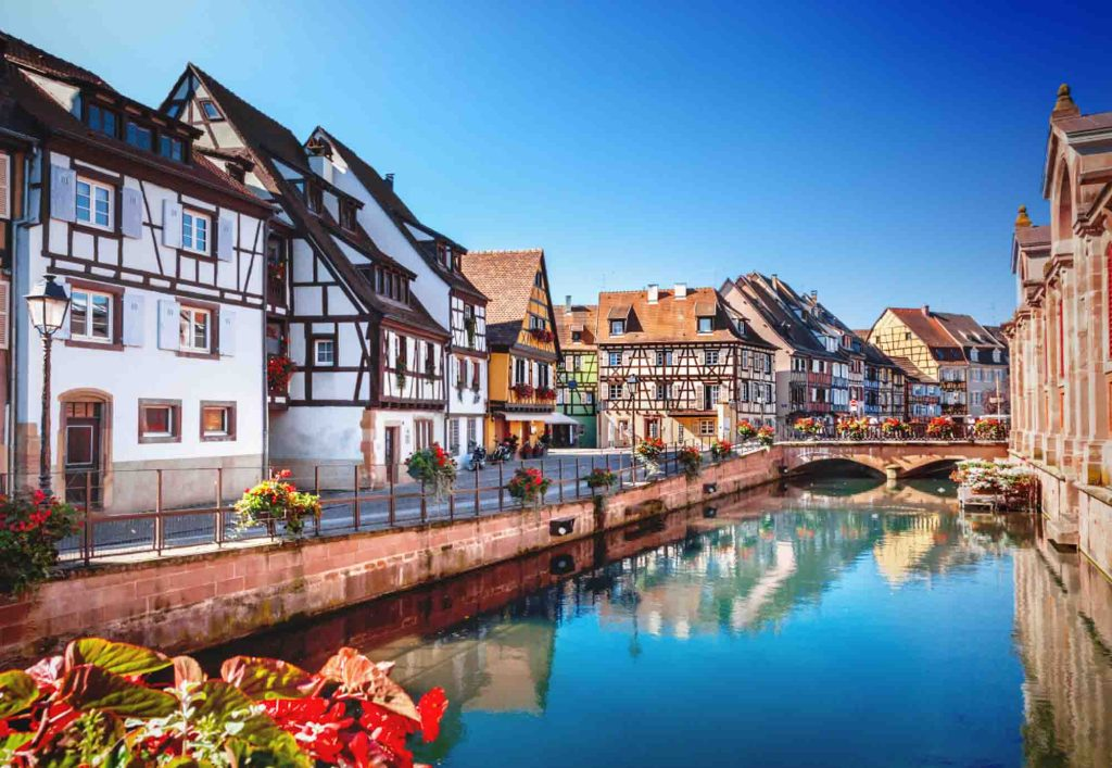 Strasbourg is one of the charming cities of France
