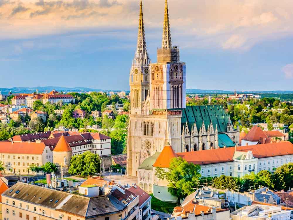Croatia - Capital, Zagreb