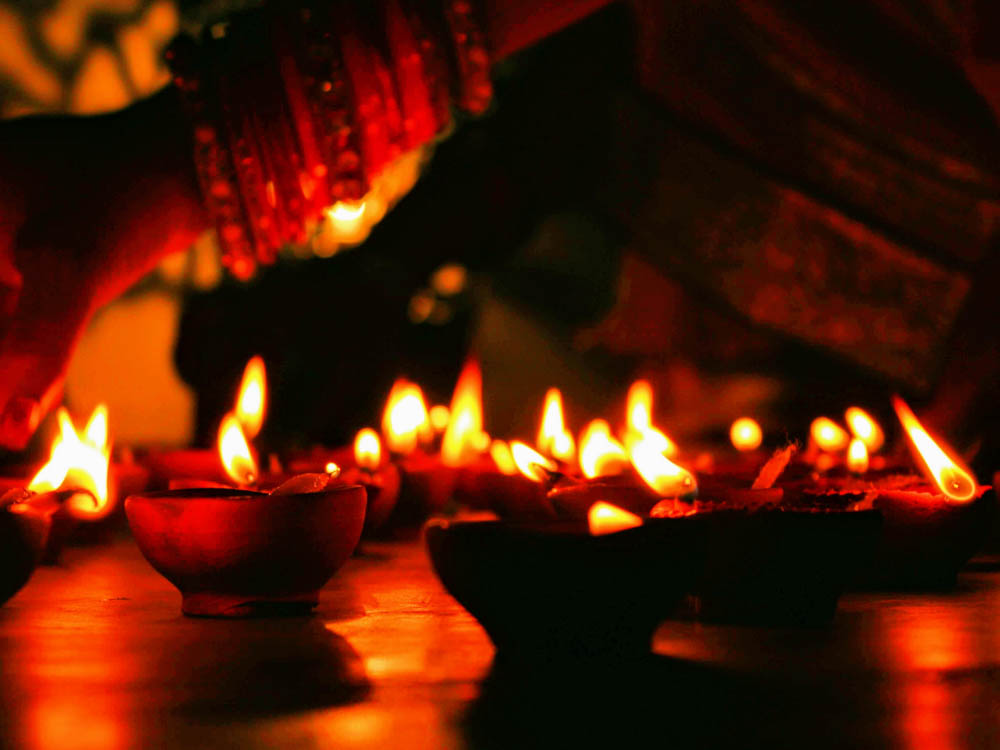 Diwali Festival is one the famous festivals in India