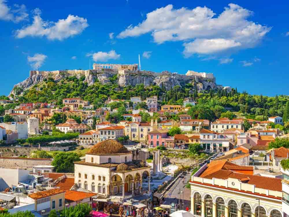 Greece - Capital, Athens