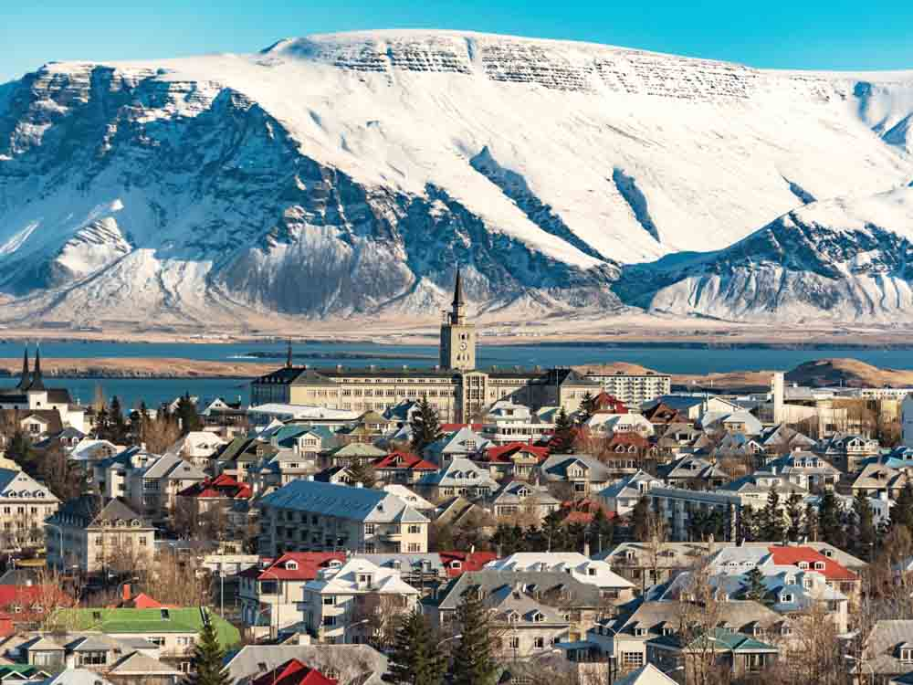 Iceland - Capital, Reykjavik