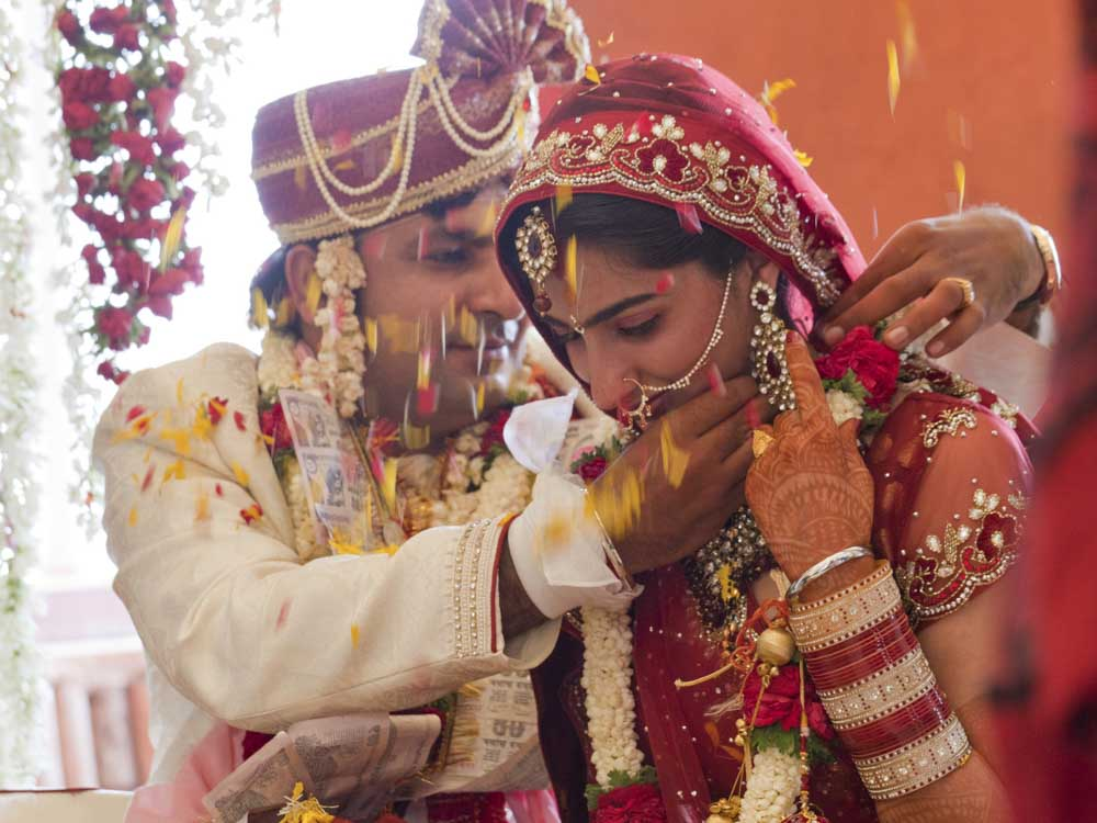 Indian Weddings are some of the things that make India famous