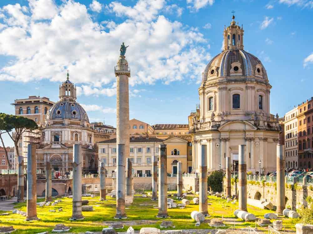 Italy - Capital, Rome