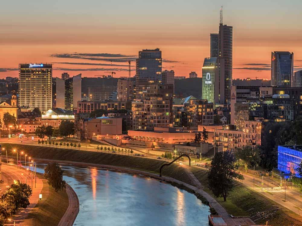 Lithuania - Capital, Vilnius