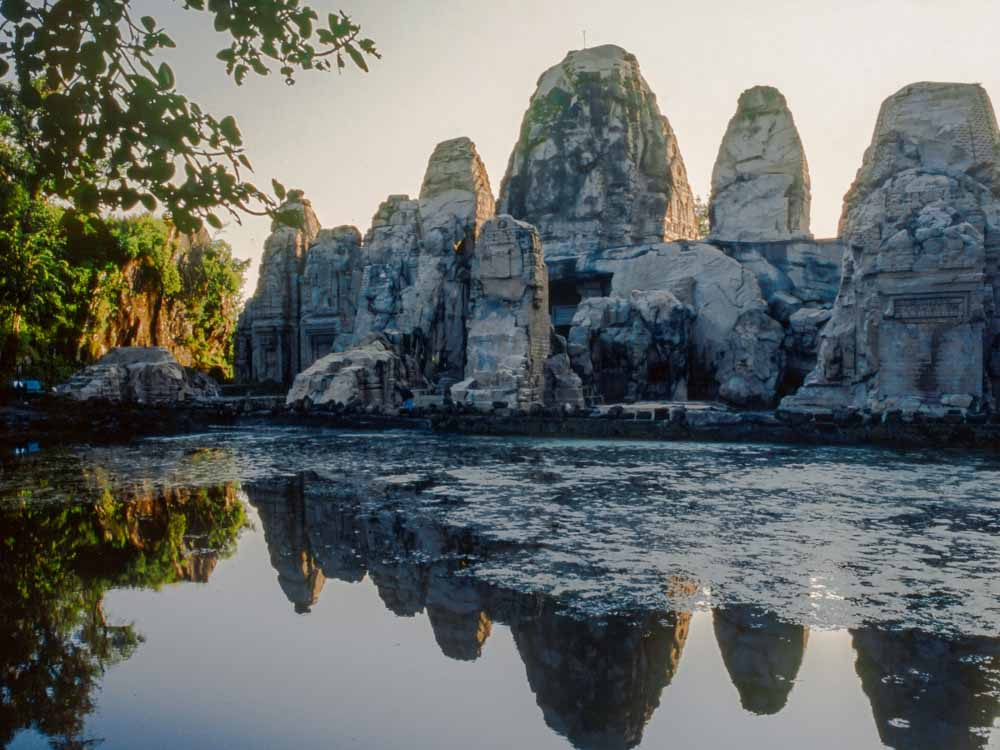 Masrur Temples are some of the famous monuments of india