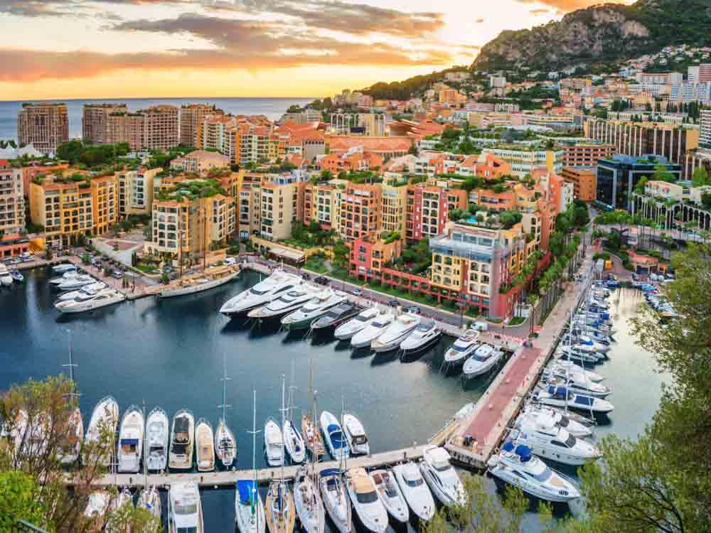 Monaco - Capital, Monaco