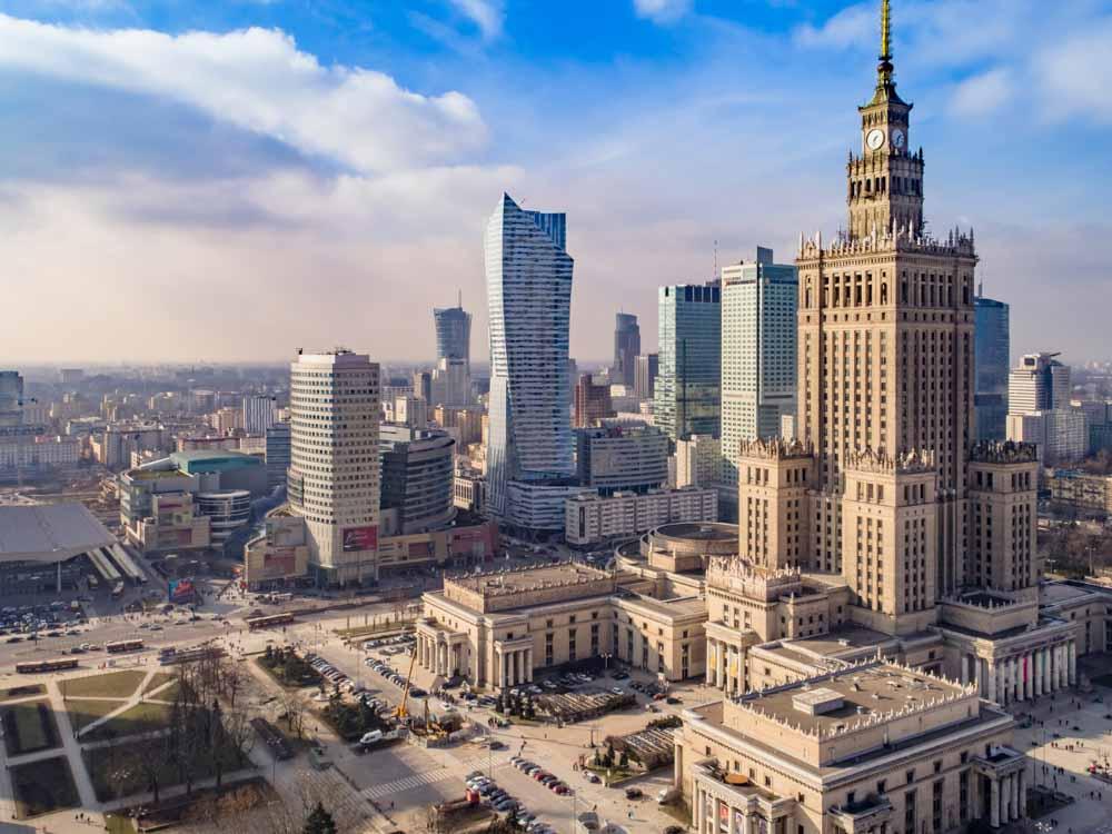 Poland - Capital, Warsaw