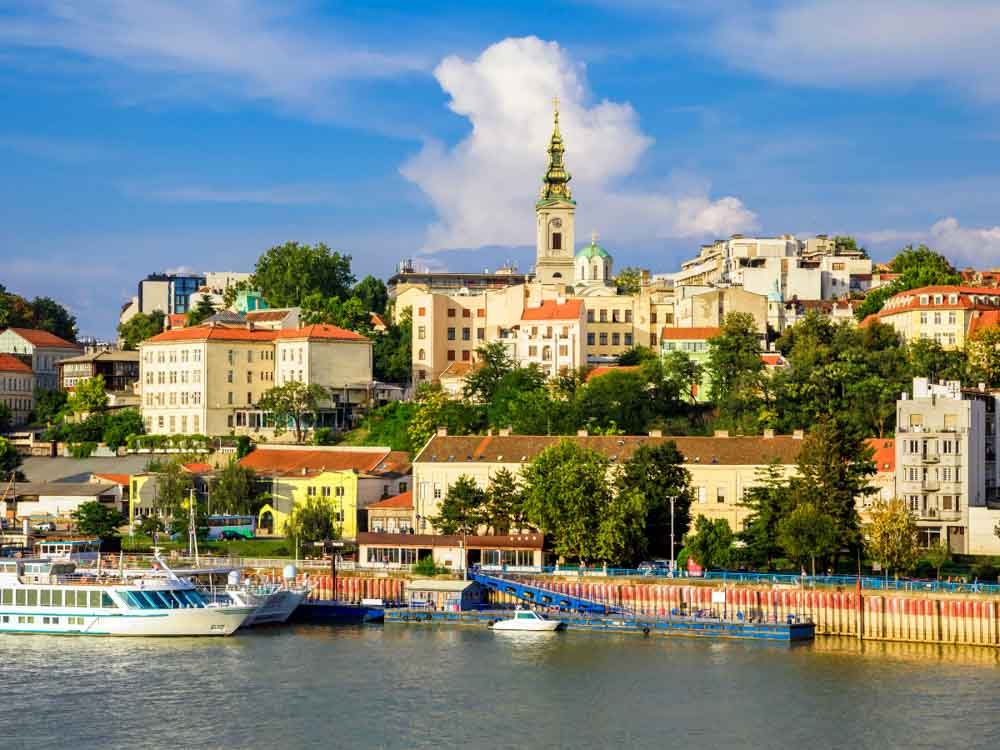 Serbia - Capital, Belgrade