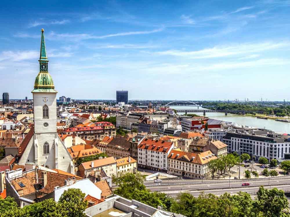 Slovakia - Capital, Bratislava