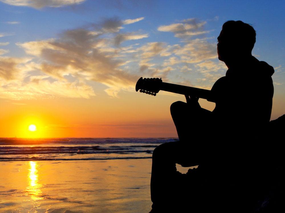 Inspirational Sunset Photo Captions
