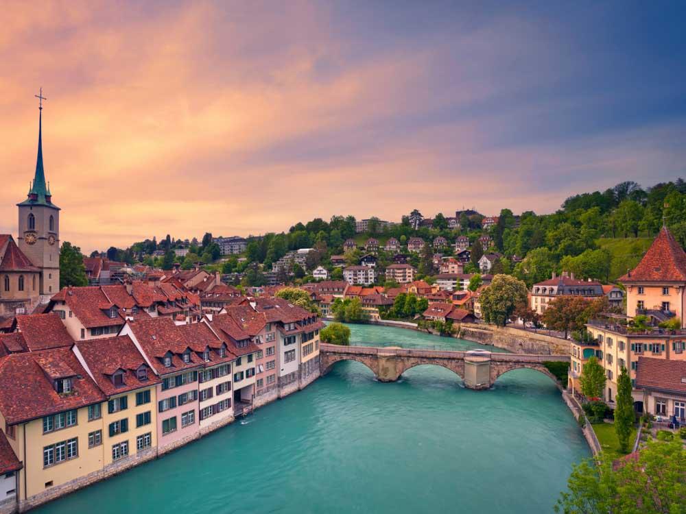 Switzerland - Capital, Bern