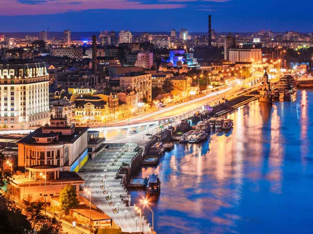Ukraine - Capital, Kyiv