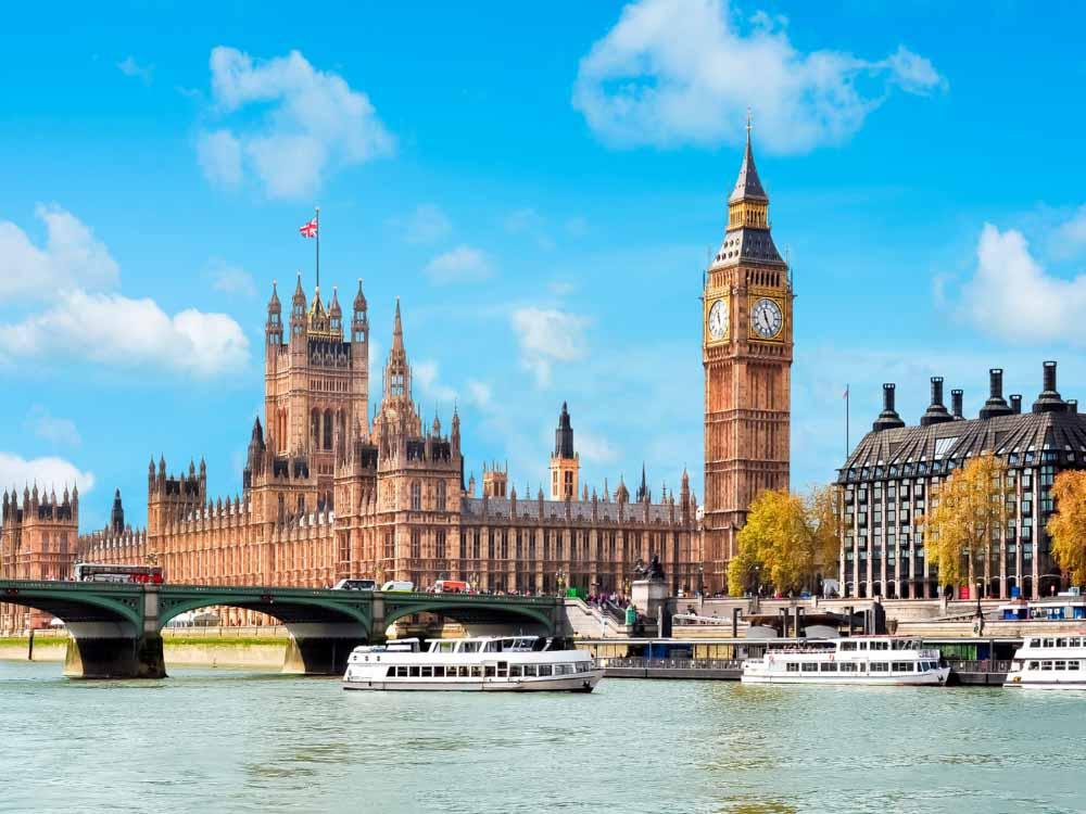 United Kingdom - Capital, London