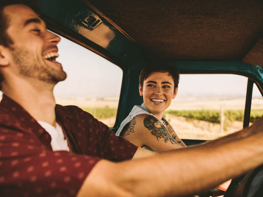 Fun Couples Questions on a Road Trip
