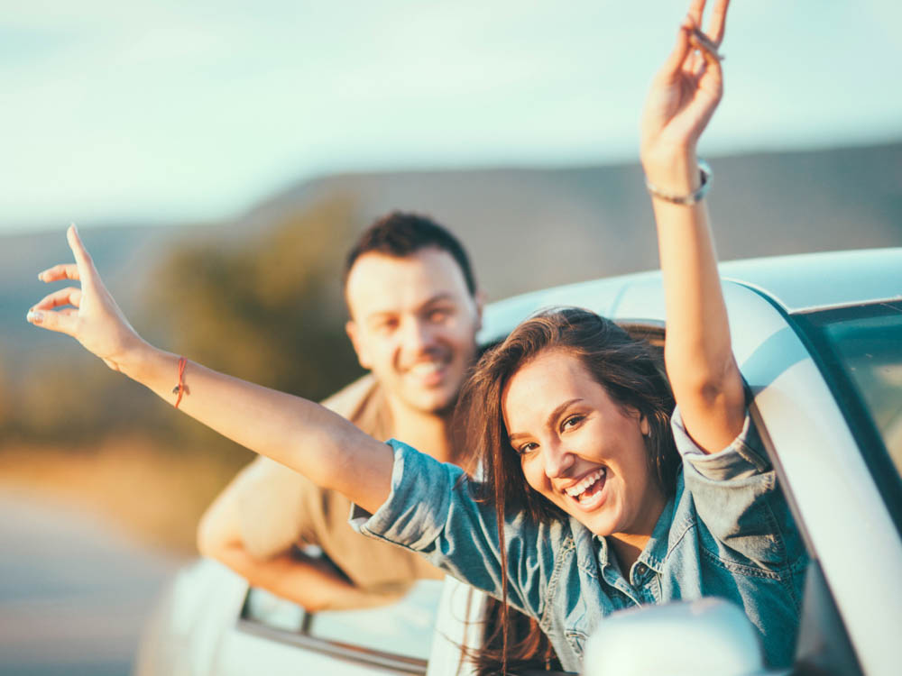 Road Trip Questions for Couples About the Future