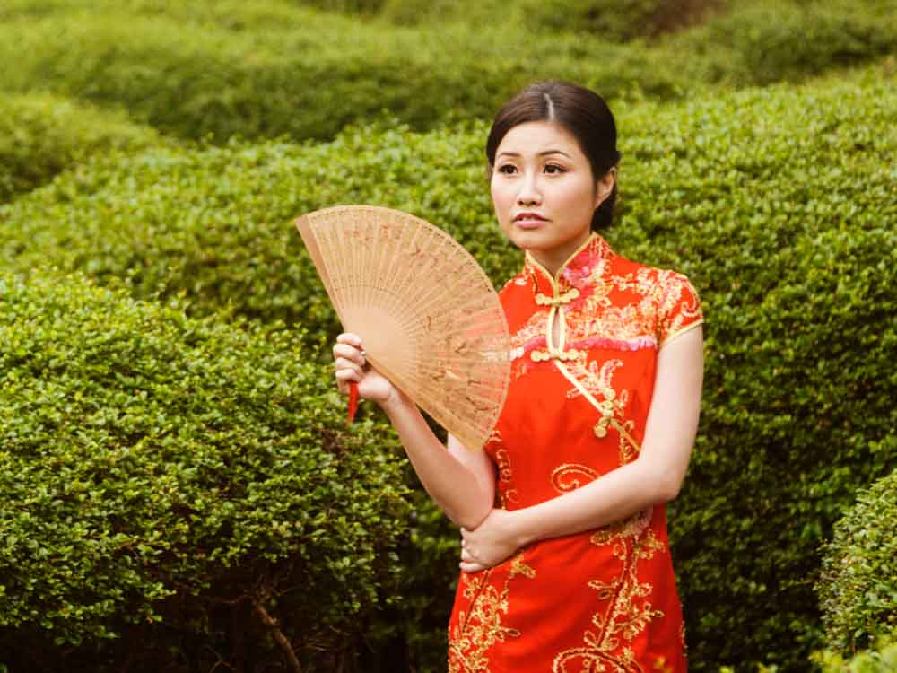 Chinese Traditional Attire