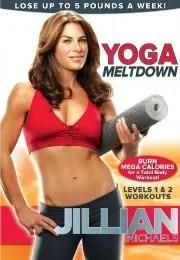best yoga dvd jillian michaels