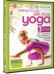 Kathryn Budig aim true best yoga DVD