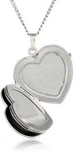 Family Locket for Elderly GrandParents