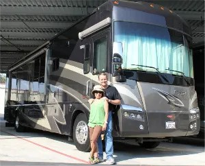 cheap rv living retirement plan
