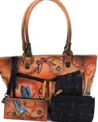 leather handbag birthday gift ideas 40th