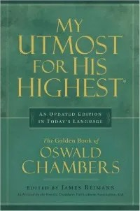 oswald chambers unanswered prayers
