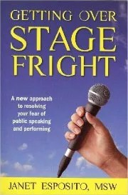 overcome anxiety attack stage fright