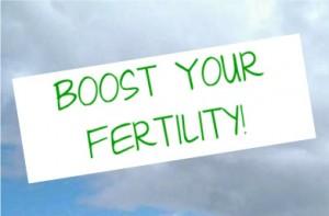 fertility boost