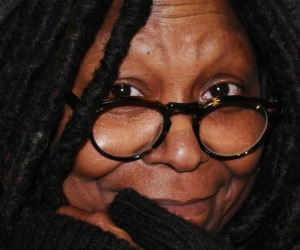 medical marijuana menstrual cramps Whoopi Goldberg