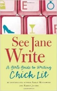 chick lit writing tips