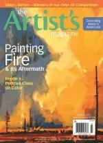 artists magazine gift subscription