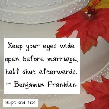 find good husband