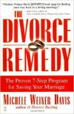 top divorce prediction