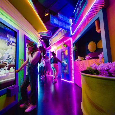 June Family Days at ARTECHOUSE DC