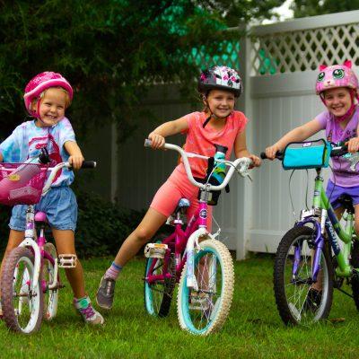 8 Tips for Fun Family Bike Rides
