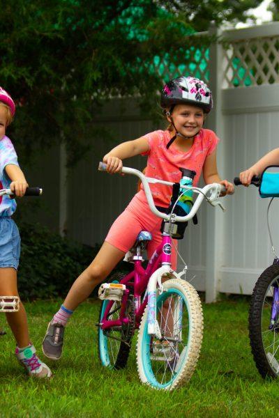 3 kids on bike