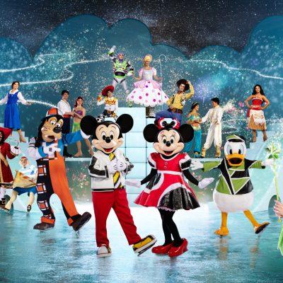 Disney on Ice is Back!