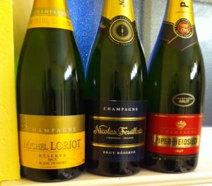 2nd Anniversary Champagne