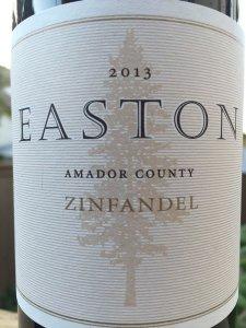 2013 Easton Amador County Zinfandel