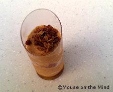 Pumpkin Mousse from Hops and Barley (Mouse on the Mind)