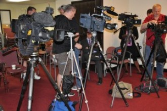 Media - Questions? Photo: The AfricaPaper