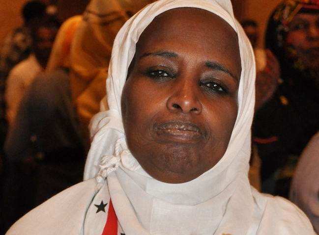 An elder from Somaliland in Minneapolis. Photo: Issa Mansaray/The AfricaPaper