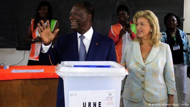 Ivorian President Ouattara